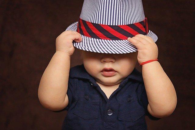 かぶる帽子を1つにする
